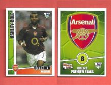Arsenal Ashley Cole 8 (MPS)